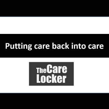 """""""Putting care back into care"""""""