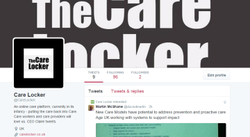 """The Care Locker"""